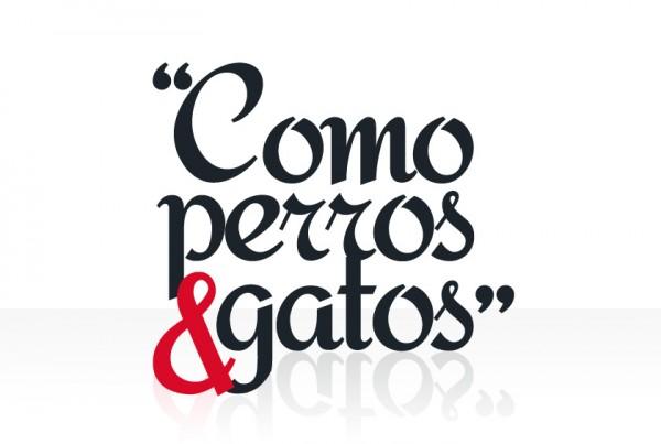 ComoPerrosYGatosLogoCarolinaFracas